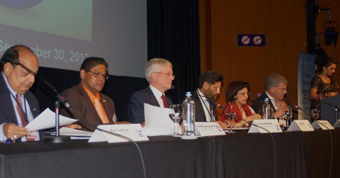 Indian Diaspora Conference30th of September 2012The Forum, Convention Centre RAI Conference 2013