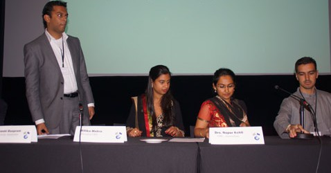Indian Diaspora Conference30th of September 2012The Forum, Convention Centre RAI
