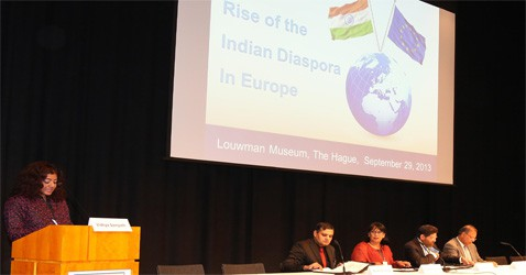 International Diaspora ConferenceRising Soft Power of India & The Role of Indian DiasporaSaturday, 26th September 2015The World Forum, The Hague